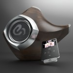 All-in-One Speakers with Artistic Design