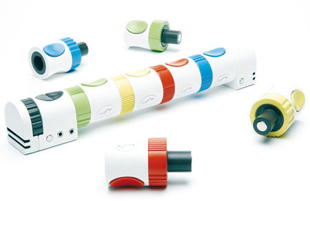 AMK : Modular Music Gadget for Children