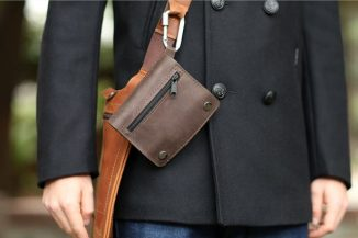 Compact Allegory Goods Leather EDC Pouch to Organize All Your Everyday Carry Essentials