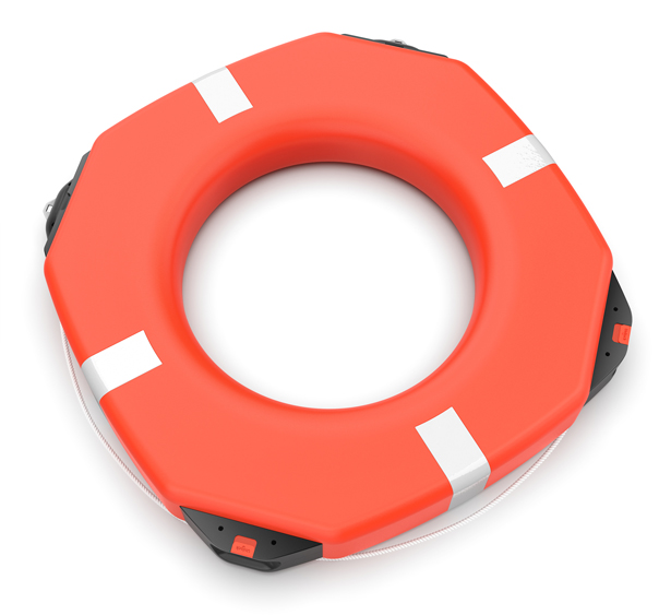 Alongside-Mutual Help Lifebuoy by Wei Liu and Xiaofei Cui