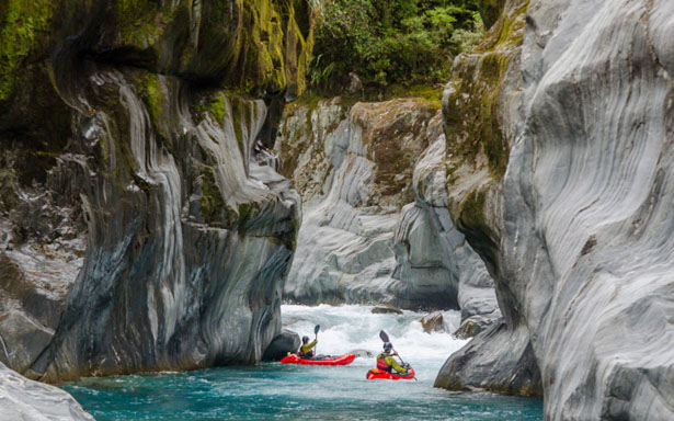 Want to Challenge WhiteWater? Try Alpackalypse Raft!