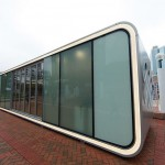 Alpod Future Mobile Home with Futuristic Interior