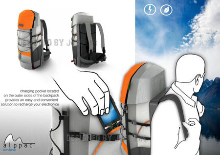 alppac backpack charger