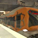 Alstom Deconstruccio : The Next Generation Train Concept for Catalonia, Spain
