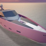 ALTAIR 70 Yacht Features Stylish Wings To Gather More Photovoltaic Energy