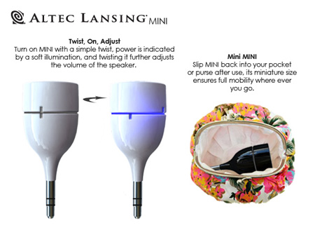 altec lansing mini