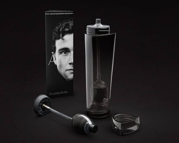 Alter Ego Portable Water Filter by Aquaovo