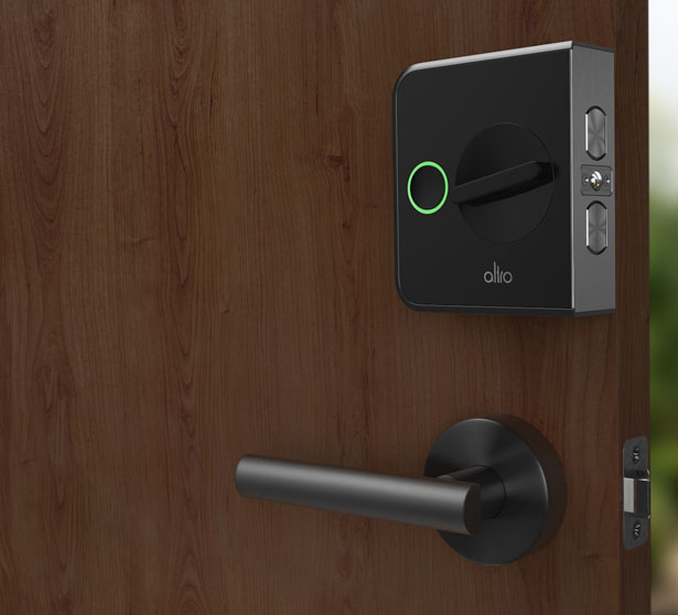Altro Smart Lock Is Unpickable And Tamper Proof Tuvie