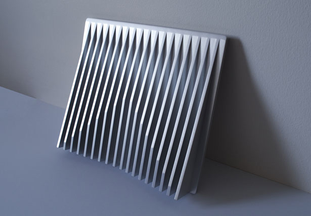 Aluminum Heatsink Laptop Stand by Bryan Wong
