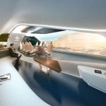 AMAC Aerospace x Pininfarina Cabin Concept for The Airbus Jets 350XWB