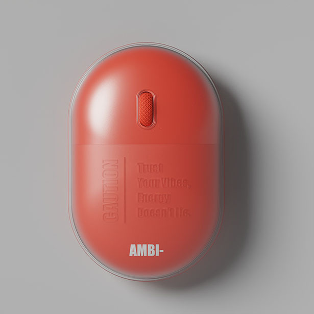 AMBI Mouse by Baek Ju Yeon
