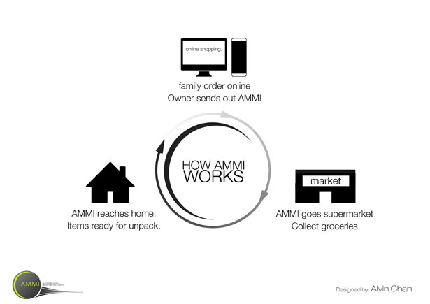 AMMI a Mobile Marketing Intelligent Appliance