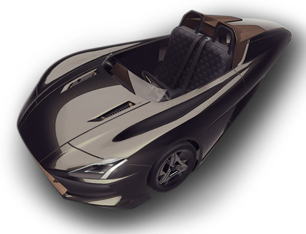 Ampere Motor Electric Roadster