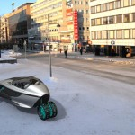 Future Amphibious Hybrid Concept Vehicle with Intelligent Wheel System