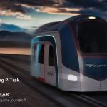 P-trak Autonomous Rail Transportation Proposal for Amtrak
