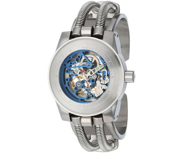 Android Men's AD520BBU Hydraumatic G7 Skeleton Automatic Blue Watch