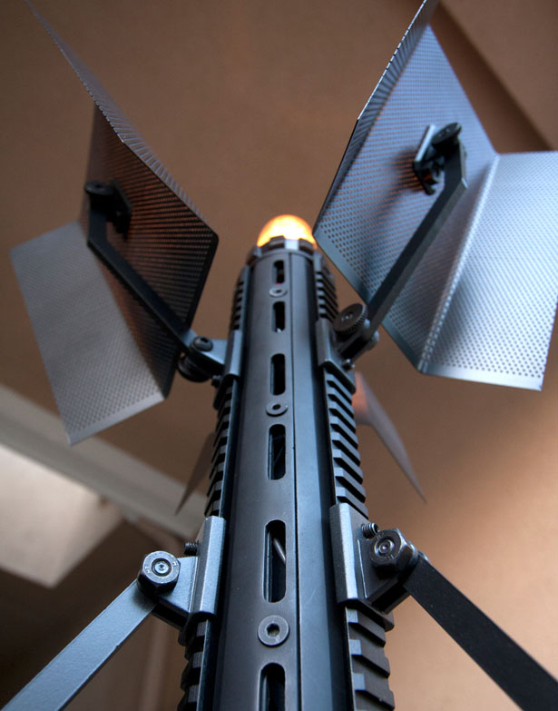 Andromeda Tactical Lighting by Sketchy Design Studio
