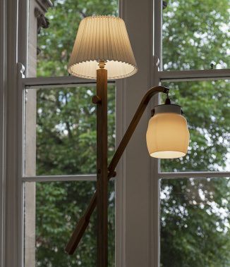 Angler Lamp Demonstrates Characteristic of Scandinavian Design to Warm Up Your Living Space