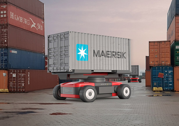 ANT - THE Future of Cargo Handling by Patrick Krassnitzer