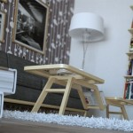 ANT Table : Modern Coffee Table by Oliver Nikolic