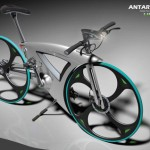 Antares Lift Portable Track Bicycle