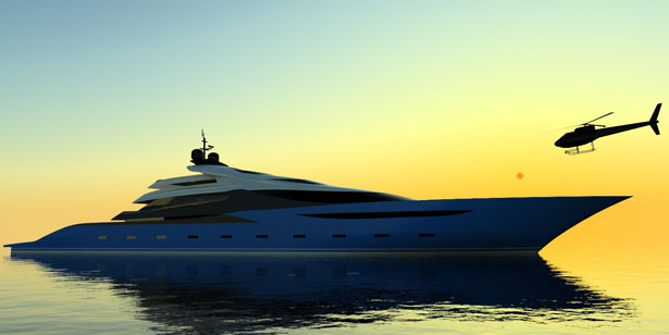 Antigone 80m Yacht by Pama Design