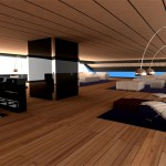 Antigone 80m Yacht by PamaDesign