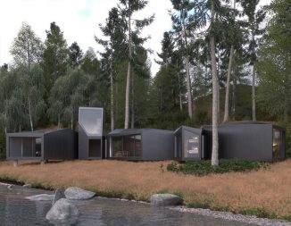 The Anywhere House – Prefabricated, Modular House with Limitless Possibilities