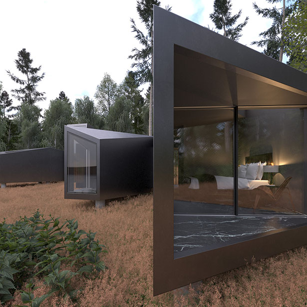 The Anywhere House by Whitaker Studio
