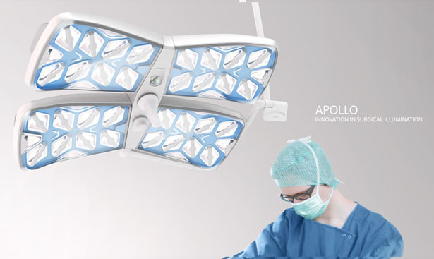 Apollo Innovation in Surgical Illumination