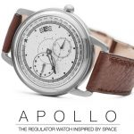 Apollo Watch Is Designed and Created to Honor The Aerospace Industry