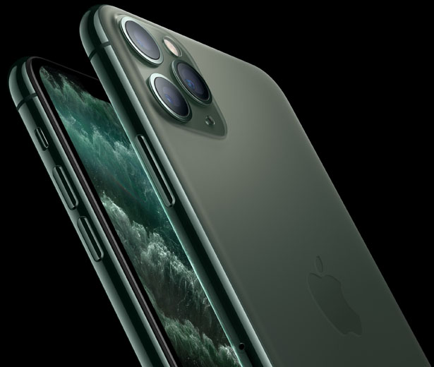 iPhone 11 Pro Focuses Heavily on Its Triple Camera System