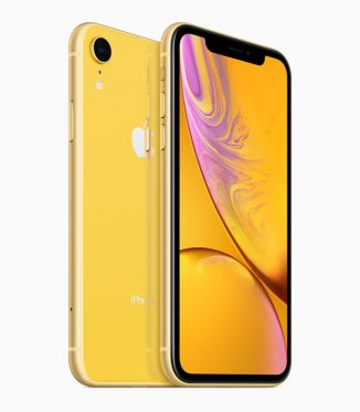 Apple Introduces iPhone XR, iPhone XS, and iPhone XS Max