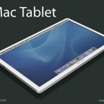 Tablet Mac Computer Concept