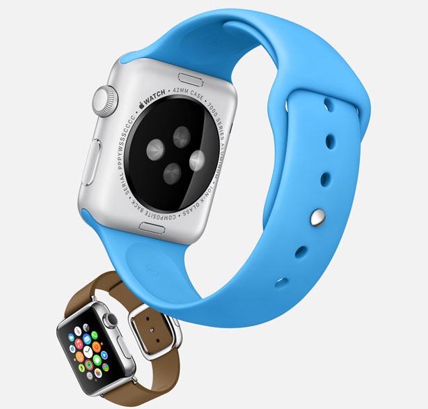 Apple Watch with Digital Crown