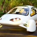 Futuristic Aptera Electric Three Wheeler, Pre-order Now