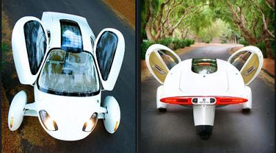 aptera three wheeler