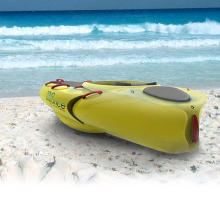 Aqua Assistance Offers Efficient Water Rescue Functionalities Even in Icy Lakes