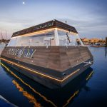 Aqua Pod: World's First Floating Drive-Thru Kiosk in Dubai