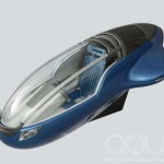Aqua : Future Submersible Watercraft for Both On and Under The Surface of Water