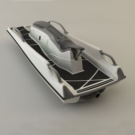 aquatic vehicle concept