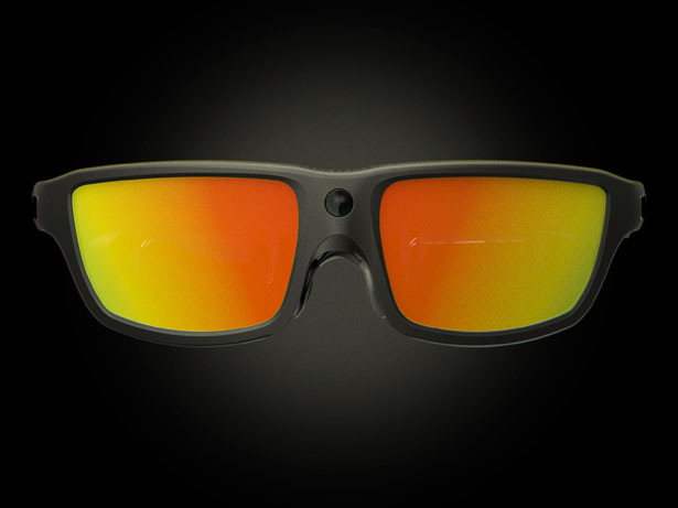 AR Glasses Concept by Mark Kelley