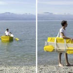 Ar Vag Foldable Boat Kit by Thibault Penven