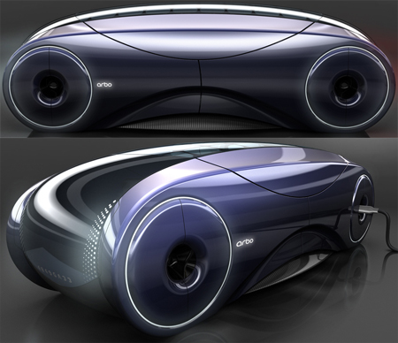 Arbo Moving Capsule Concept by Jeongche Yoon