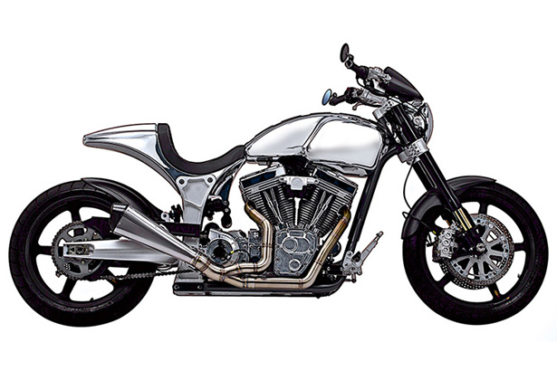 Arch Motorcycle Company Releases Its First Bike: KRGT-1