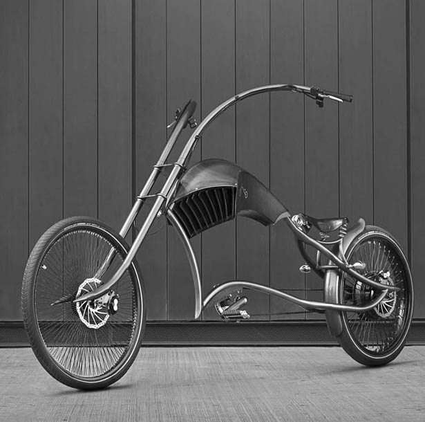 ARCHONT Electro Bike by Ono Bikes