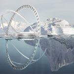 Arctic Saver Tower - Futuristic Concept Tower to Prolong Melting Period in Antarctica