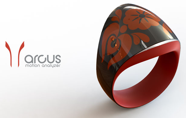 Arcus Motion Analyzer Ring by Arcus Motion