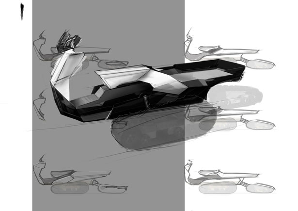 Ardenner Electric Offroader and Snowmobile Revolution