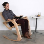 Ark Rocker : Modern Rocking Chair Design Fits in Contemporary Lifestyles